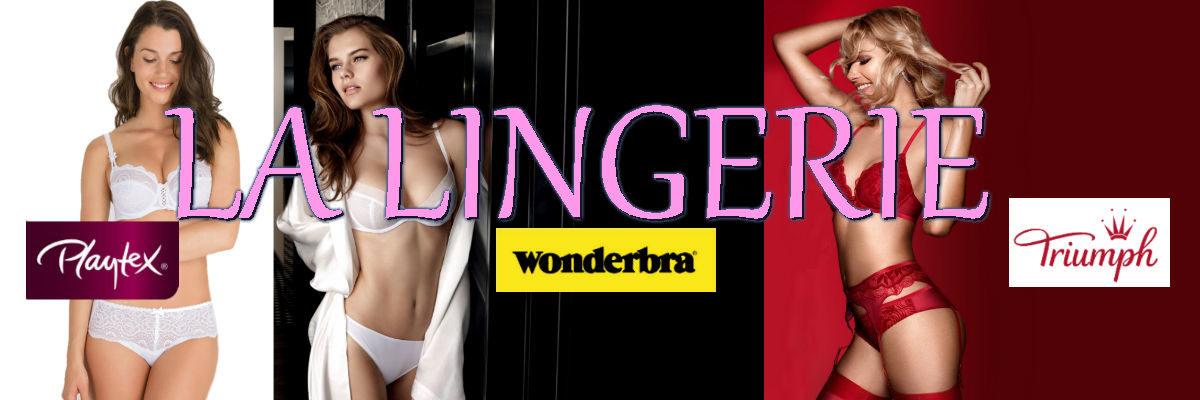 Permalien vers:Grand choix de lingerie