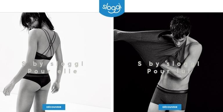 Découvrez notre grand choix de la marque Sloggi
